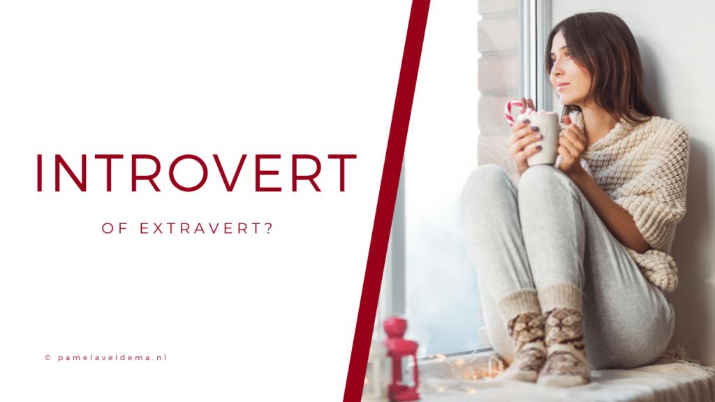 introvert of extravert